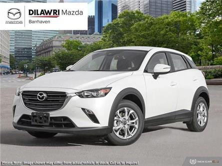 2020 Mazda CX-3 GS (Stk: 21142) in Gloucester - Image 1 of 20