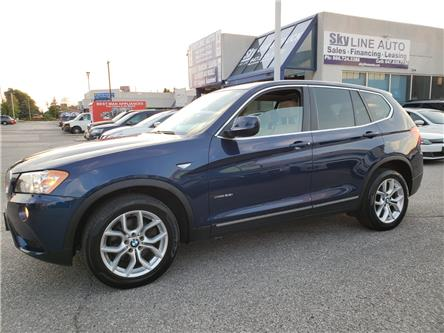 2011 BMW X3 xDrive28i (Stk: ) in Concord - Image 1 of 24