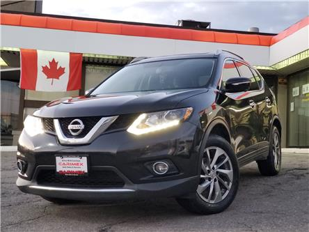 2015 Nissan Rogue SL (Stk: 2006161) in Waterloo - Image 1 of 26