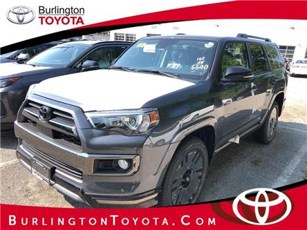 2020 Toyota 4Runner Base (Stk: 209060) in Burlington - Image 1 of 5