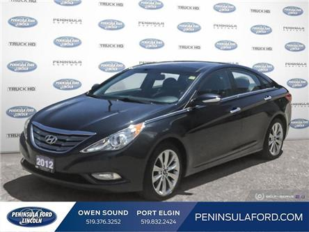 2012 Hyundai Sonata Limited (Stk: 2038A) in Owen Sound - Image 1 of 25