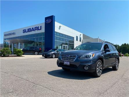 2016 Subaru Outback  (Stk: P03926) in RICHMOND HILL - Image 1 of 11