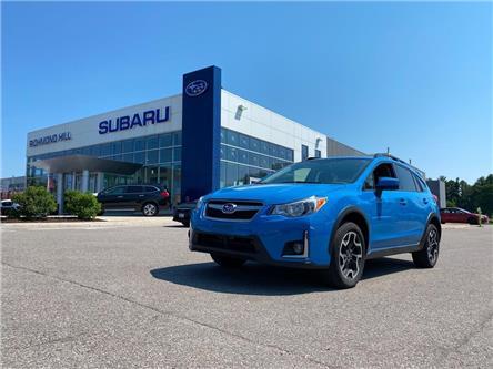 2016 Subaru Crosstrek Touring Package (Stk: LP0396) in RICHMOND HILL - Image 1 of 6
