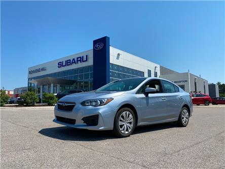 2017 Subaru Impreza Convenience (Stk: P03932) in RICHMOND HILL - Image 1 of 2
