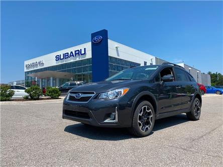 2016 Subaru Crosstrek  (Stk: P03940) in RICHMOND HILL - Image 1 of 15