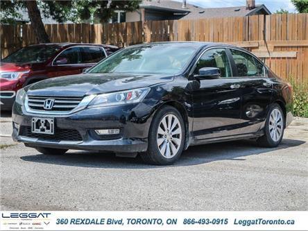 2013 Honda Accord EX-L (Stk: 053258B) in Etobicoke - Image 1 of 7