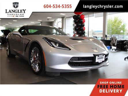 2016 Chevrolet Corvette Stingray Z51 (Stk: LC0369) in Surrey - Image 1 of 12