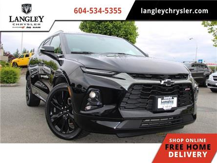 2019 Chevrolet Blazer RS (Stk: L210358A) in Surrey - Image 1 of 25