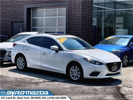 2016 Mazda Mazda3 GS (Stk: 29724) in East York - Image 1 of 20