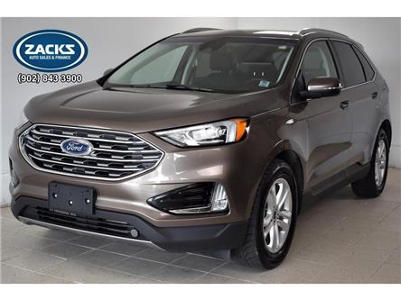 2019 Ford Edge SEL (Stk: 15201) in Truro - Image 1 of 21
