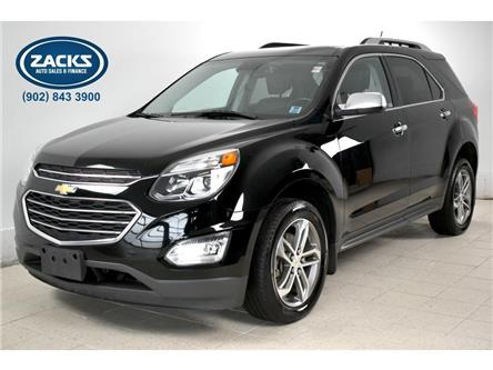 2017 Chevrolet Equinox Premier (Stk: 53869) in Truro - Image 1 of 20