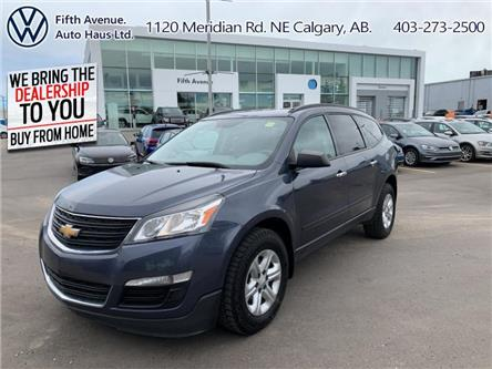 2013 Chevrolet Traverse LS (Stk: 19664A) in Calgary - Image 1 of 23