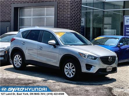 2016 Mazda CX-5 GX (Stk: H5829) in Toronto - Image 1 of 27