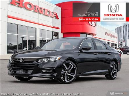 2020 Honda Accord Sport 1.5T (Stk: 20993) in Cambridge - Image 1 of 24