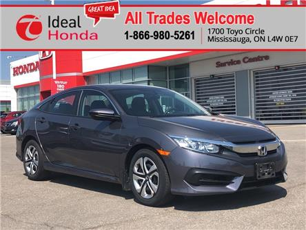 2017 Honda Civic LX (Stk: I200871A) in Mississauga - Image 1 of 18