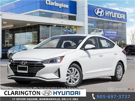 2020 Hyundai Elantra ESSENTIAL (Stk: 20372) in Clarington - Image 1 of 24