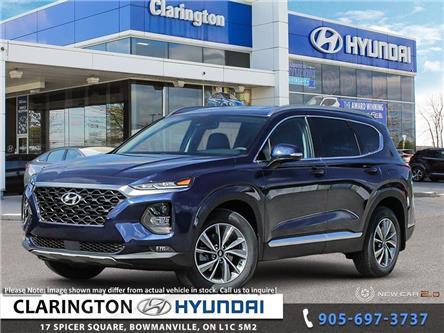 2020 Hyundai Santa Fe Preferred 2.4 (Stk: 20337) in Clarington - Image 1 of 10