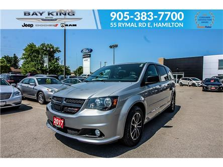 2017 Dodge Grand Caravan CVP/SXT (Stk: 7063RB) in Hamilton - Image 1 of 21