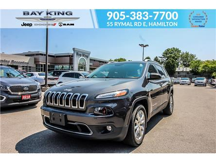 2015 Jeep Cherokee Limited (Stk: 207539A) in Hamilton - Image 1 of 26