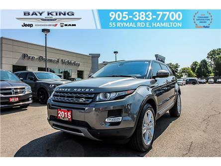 2015 Land Rover Range Rover Evoque  (Stk: 6867B) in Hamilton - Image 1 of 27