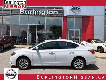 2016 Nissan Sentra SV (Stk: Z2132A) in Burlington - Image 1 of 18