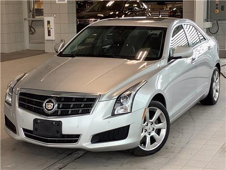 2014 Cadillac ATS 2.0L Turbo Luxury (Stk: 1841A) in Kingston - Image 1 of 29