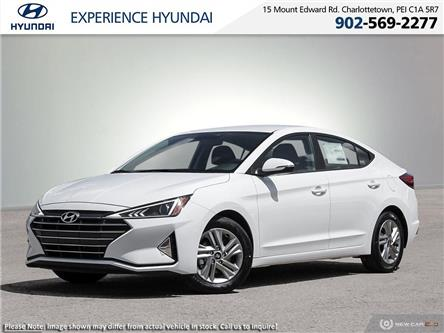 2020 Hyundai Elantra Preferred (Stk: N849) in Charlottetown - Image 1 of 23