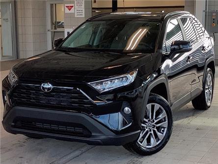 2020 Toyota RAV4 XLE (Stk: 22318) in Kingston - Image 1 of 29