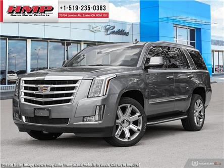 2020 Cadillac Escalade Premium Luxury (Stk: 87010) in Exeter - Image 1 of 23