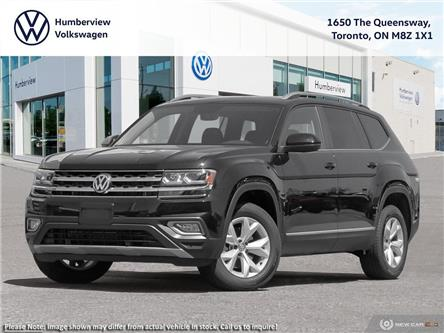 2019 Volkswagen Atlas 3.6 FSI Highline (Stk: 96945) in Toronto - Image 1 of 10