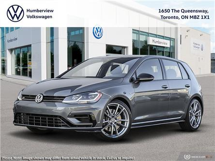 2019 Volkswagen Golf R 2.0 TSI (Stk: 96981) in Toronto - Image 1 of 23