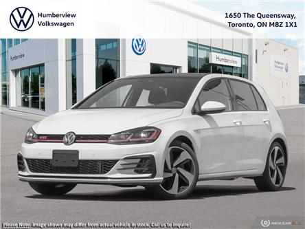 2019 Volkswagen Golf GTI 5-Door Autobahn (Stk: 97034) in Toronto - Image 1 of 23