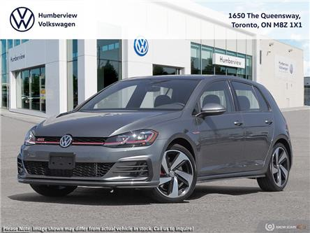 2019 Volkswagen Golf GTI 5-Door Autobahn (Stk: 97050) in Toronto - Image 1 of 23