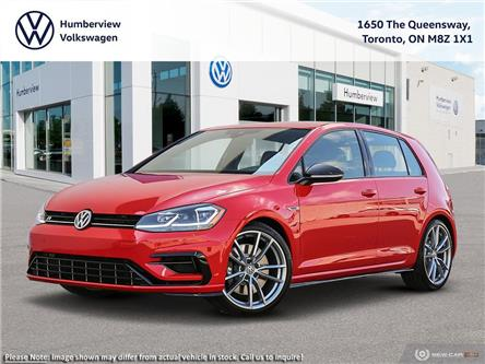 2019 Volkswagen Golf R 2.0 TSI (Stk: 97309) in Toronto - Image 1 of 23