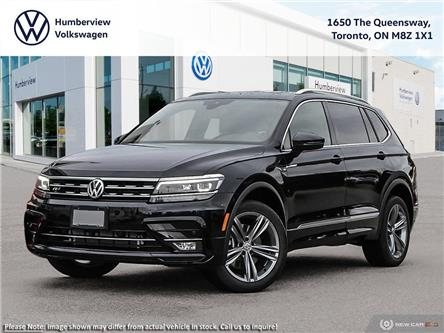 2020 Volkswagen Tiguan Highline (Stk: 97538) in Toronto - Image 1 of 23