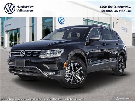2020 Volkswagen Tiguan IQ Drive (Stk: 97641) in Toronto - Image 1 of 15