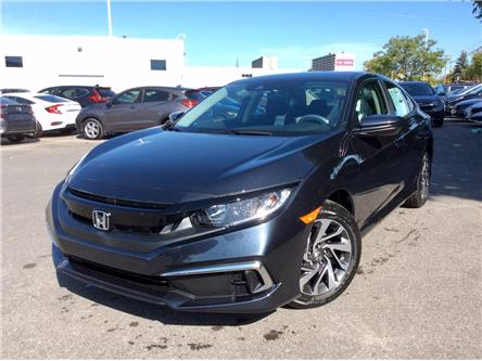 2020 Honda Civic EX (Stk: 20-0487) in Ottawa - Image 1 of 25