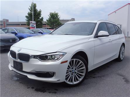 2015 BMW 328i xDrive Touring (Stk: 20-0462A) in Ottawa - Image 1 of 25
