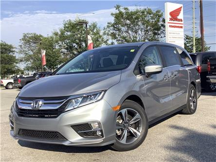 2020 Honda Odyssey EX-L RES (Stk: 20644) in Barrie - Image 1 of 18