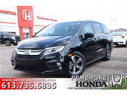 2020 Honda Odyssey EX (Stk: 20105) in Pembroke - Image 1 of 26