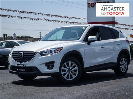 2016 Mazda CX-5 GS (Stk: 20216A) in Ancaster - Image 1 of 9