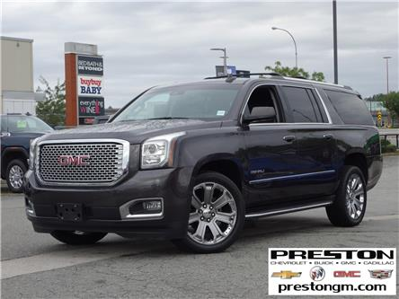 2016 GMC Yukon XL Denali (Stk: X29841) in Langley City - Image 1 of 30