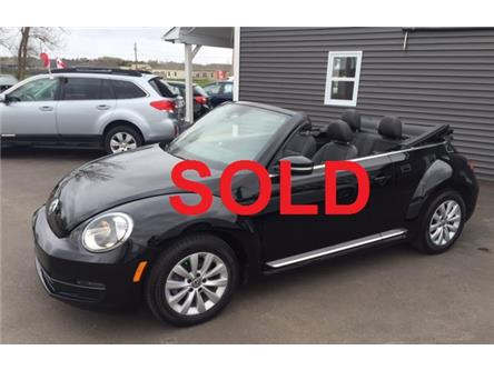2014 Volkswagen Beetle 2.5L Highline (Stk: ) in Sussex - Image 1 of 28