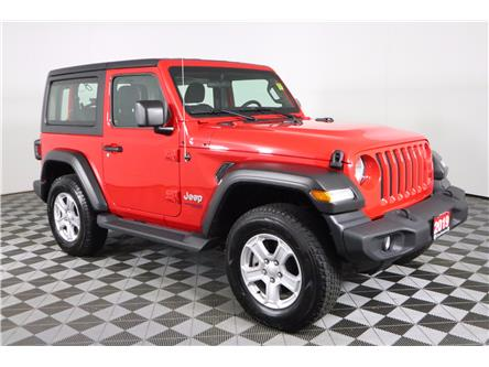 2019 Jeep Wrangler Sport (Stk: 20-62A) in Huntsville - Image 1 of 26