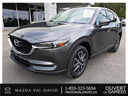 2017 Mazda CX-5 GT (Stk: 19502A) in Val-David - Image 1 of 26