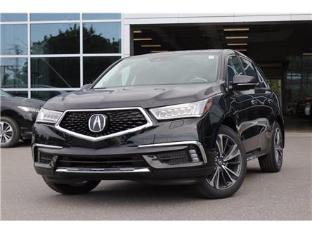 2020 Acura MDX Tech (Stk: 18957) in Ottawa - Image 1 of 30