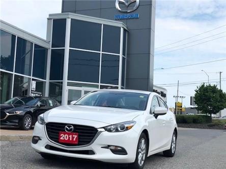 2017 Mazda Mazda3 SE (Stk: 211631) in Gloucester - Image 1 of 17