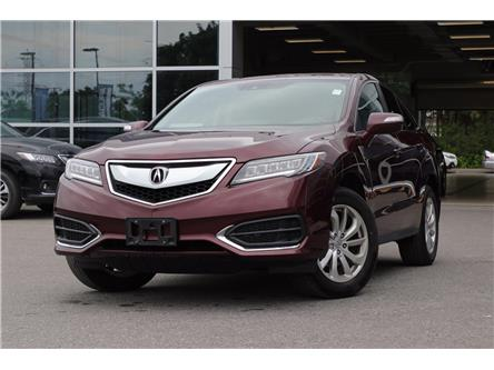 2018 Acura RDX Tech (Stk: P18738) in Ottawa - Image 1 of 26