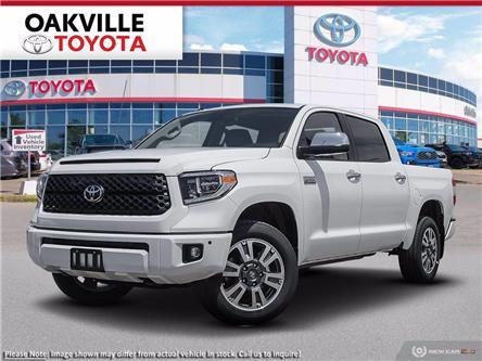 2020 Toyota Tundra Platinum (Stk: 20518) in Oakville - Image 1 of 23
