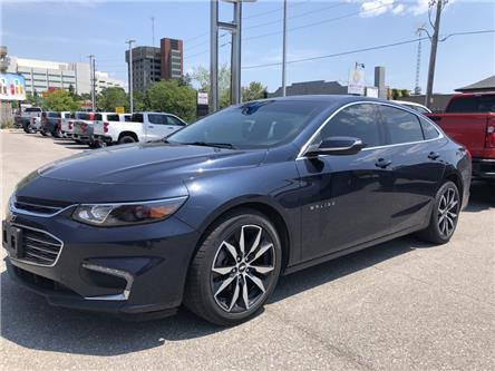 2017 Chevrolet Malibu 1LT (Stk: 240360A) in Oshawa - Image 1 of 20